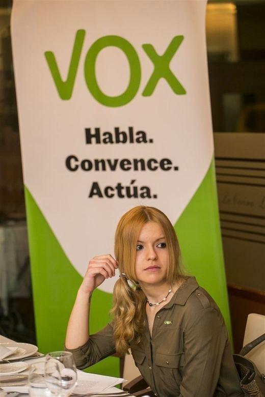 Los líderes nacionales de Vox arroparán este jueves en Cuenca a Inma Sequí, tras ser agredida