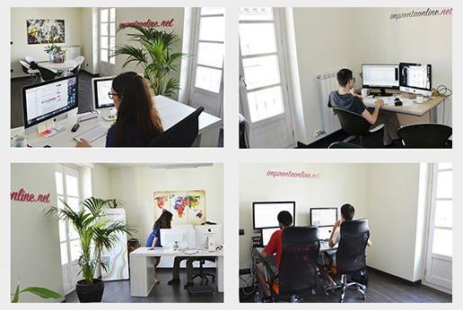 La compañía zaragozana Imprentaonline.net se convierte en la mayor imprenta en internet con Capital Español