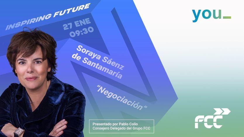 Nace 'Inspiring Future', una iniciativa de FCC con sus empleados para promover el talento diverso dentro de la compañía