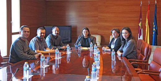 Se constituye en las Cortes Regionales el Grupo Interparlamentario de Apoyo al Pueblo Saharaui