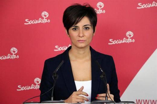 Isabel Rodríguez (PSOE) esperaba