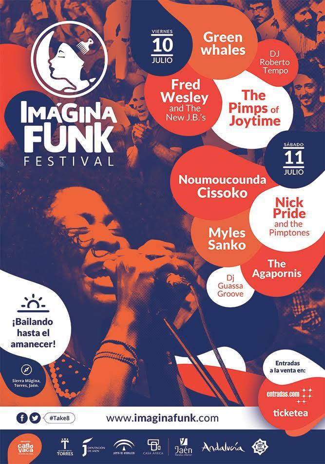 Cartel de uno de los festivales del ciclo
