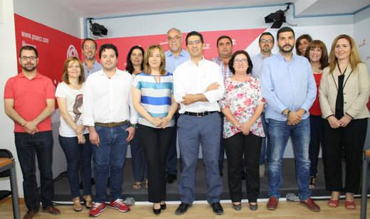 Jacinta Monroy será la portavoz socialista en la Diputación de Ciudad Real