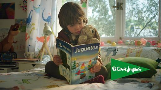 El Corte Inglés lanza su Catálogo de Juguetes cargado de sorpresas y con un 25% de regalo