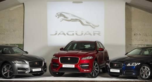La primera unidad estática del Jaguar F-PACE llega a España en medio de gran expectación
