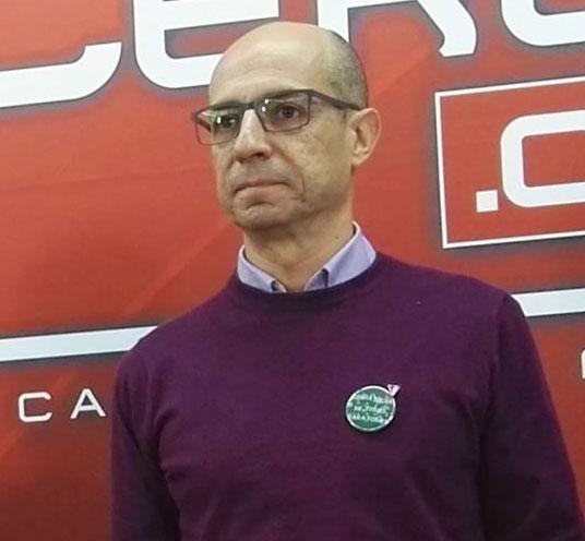 Javier Sánchez (UP-IU): 'Los gobiernos del PP han hecho más difícil la vida de las mujeres