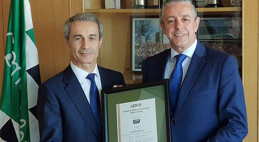 El Corte Inglés, primera empresa en certificar como 'Residuo Cero' sus centros comerciales en Galicia