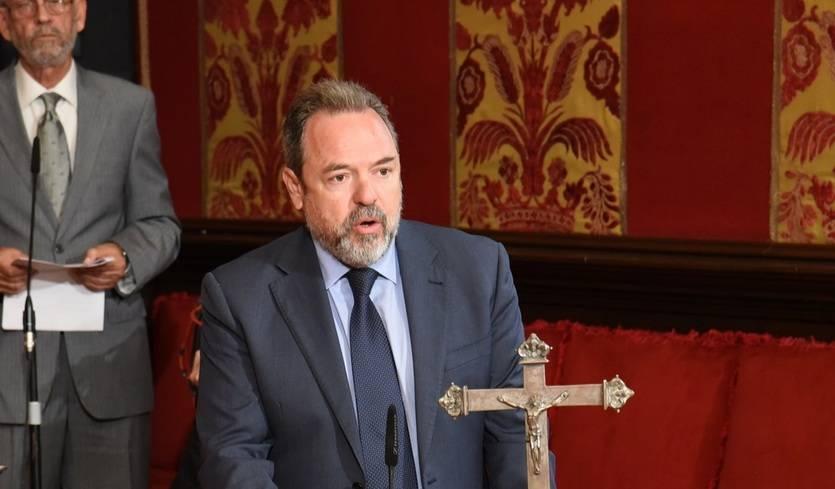 El 'popular' Jesús Labrador anuncia una oposición 'respetuosa' en Toledo