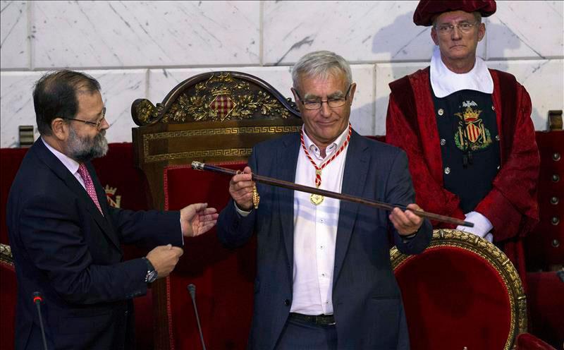 Joan Ribó, otro alcalde para la izquierda en Valencia