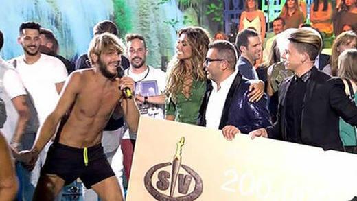 Final de 'Supervivientes 2016': gana por sorpresa Jorge Díaz y no Mila Ximénez