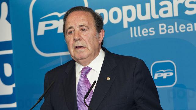 El ex presidente del PP de Palma, imputado por la trama de corrupción de la Policía Local