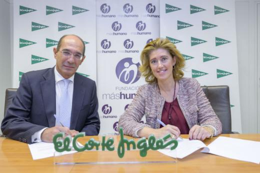 El Corte Inglés y Fundación máshumano premian a jóvenes emprendedores que innovan en retail