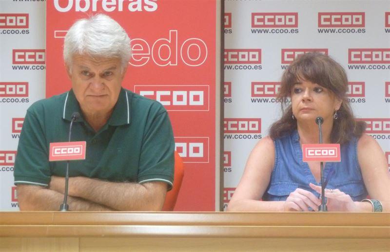 CCOO ve como 'un desplante' que el ministro Soria haya anulado la reunión con Page sobre Elcogas
