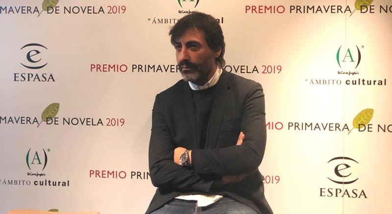 'Candela', de Juan del Val, Premio Primavera de Novela 2019