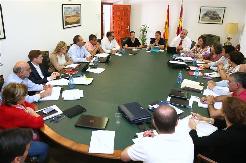 El Gobierno de Castilla-La Mancha se reúne en Almagro para definir 'la hoja de ruta' de los próximos meses