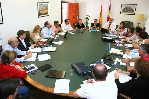 El Gobierno de Castilla-La Mancha se reúne en Almagro para definir