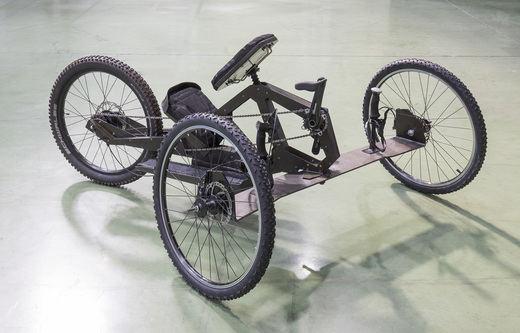 Airbus Illescas diseña una silla de ruedas que facilitará a los discapacitados coronar el Kilimanjaro