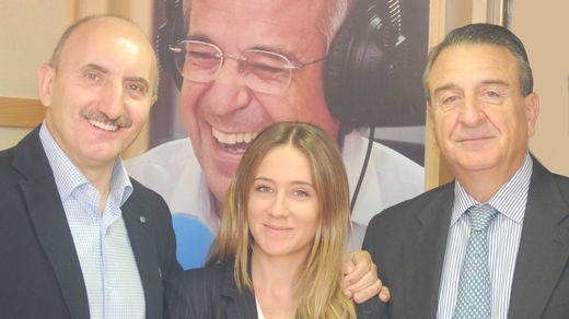 El veterano programa 'La rebotica' ficha a Alipio Gutiérrez