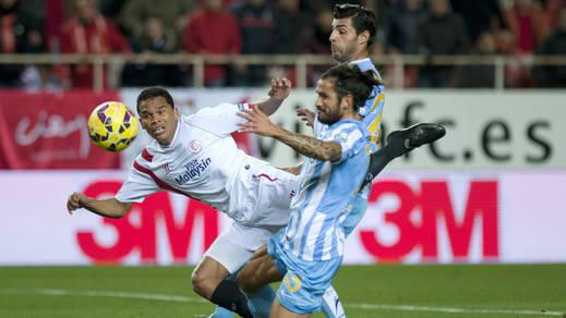 Una apertura caliente: el derbi andaluz Málaga-Sevilla inaugura la Liga el viernes 21 de agosto