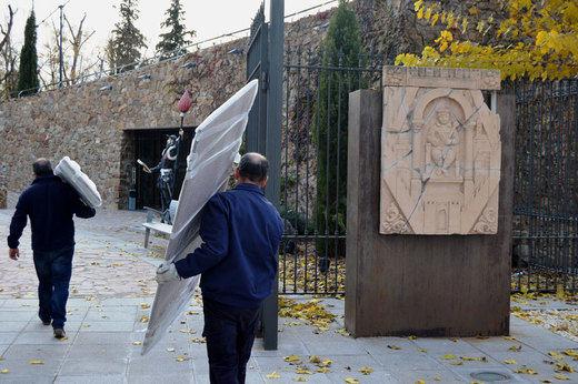El legado del pintor Carlos Vázquez ya está en Ciudad Real