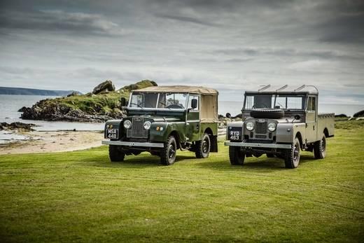 Islay, el lugar donde nació Land Rover