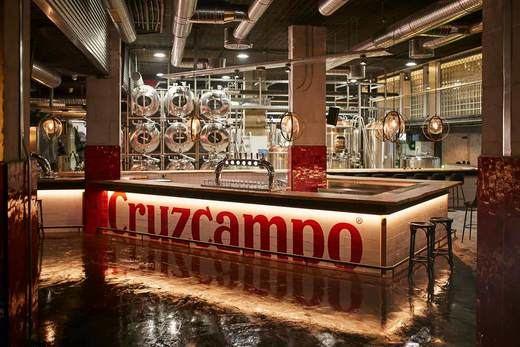 Málaga cuenta desde hoy con La Fábrica en su oferta hostelera