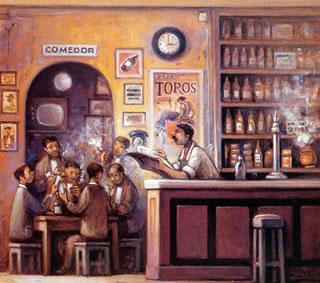 La España vaciada de tabernas