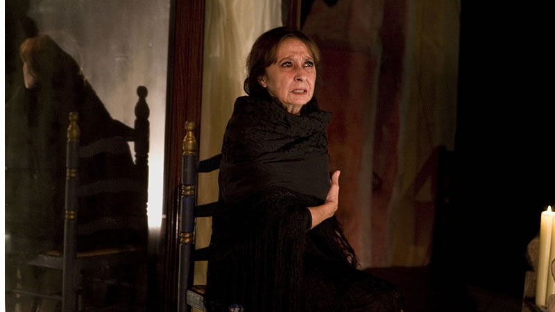 'Las Teodoras': zumo de actrices