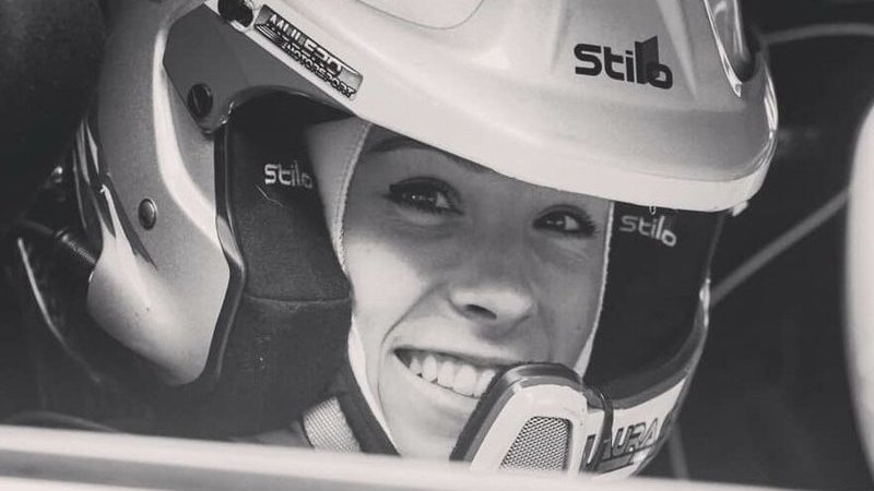 Fallece la copiloto Laura Salvo durante el Rally de Portugal