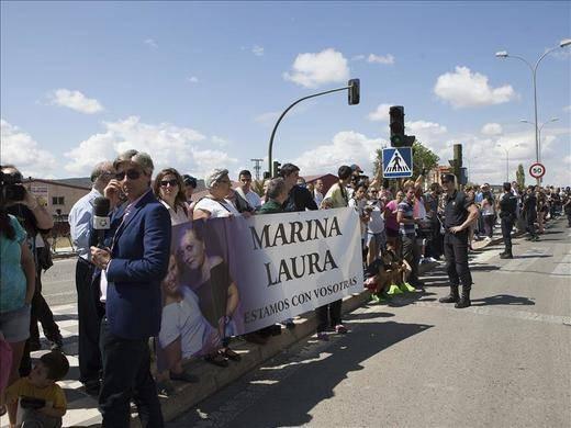 Dos meses sin Laura y Marina en Cuenca, con el caso bajo secreto de sumario