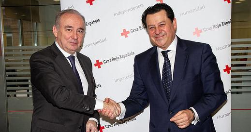 El Corte Inglés se une a Cruz Roja para reforzar la contratación de víctimas de violencia de género