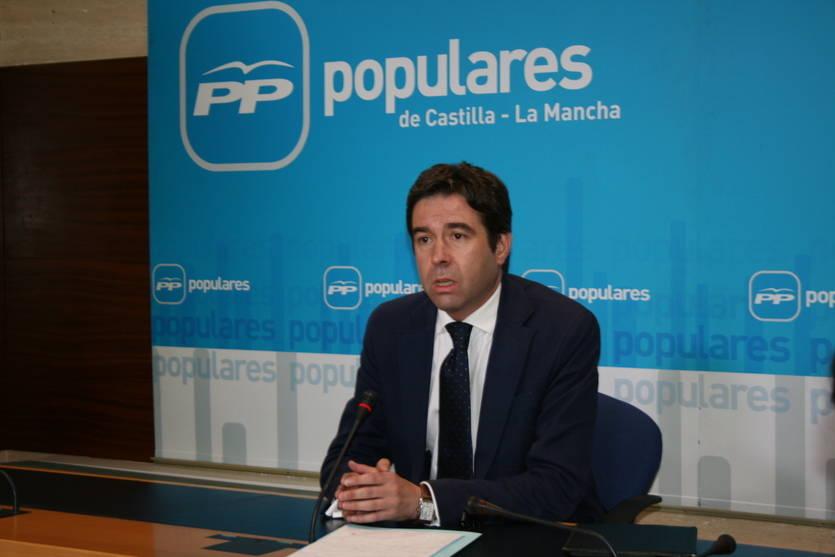 El PP presiona a Ciudadanos en Guadalajara: le pide 'que mida con quien pacta' en la Diputación