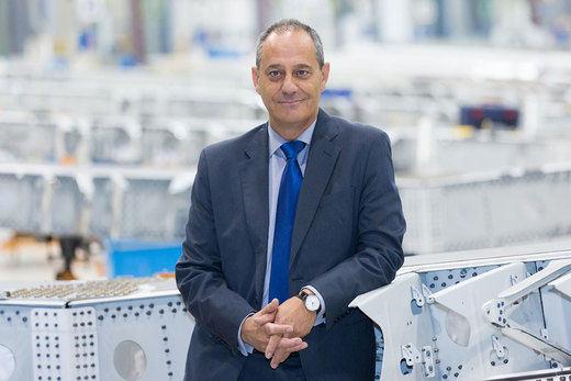 El que fuera director de Airbus Illescas, nombrado CEO de la compañía