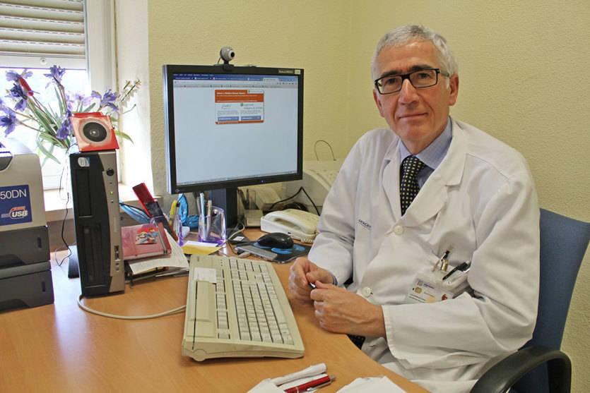 El jefe de servicio del Hospital de Toledo, nombrado vicepresidente de la Sociedad Española de Cardiología