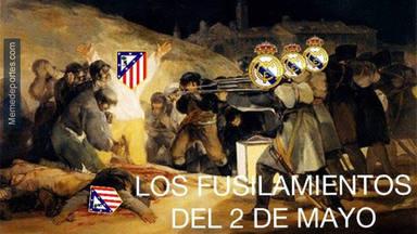 Los mejores memes del Madrid-Atlético de las semifinales de Champions