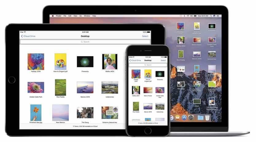 macOS Sierra ya está disponible como actualización gratuita
