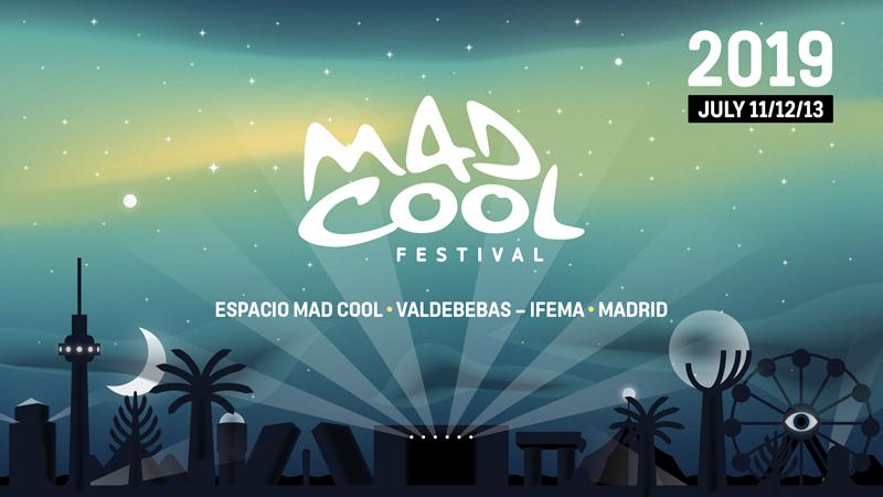 Las cifras del Mad Cool, uno de los festivales más importantes de España y referencia en Europa