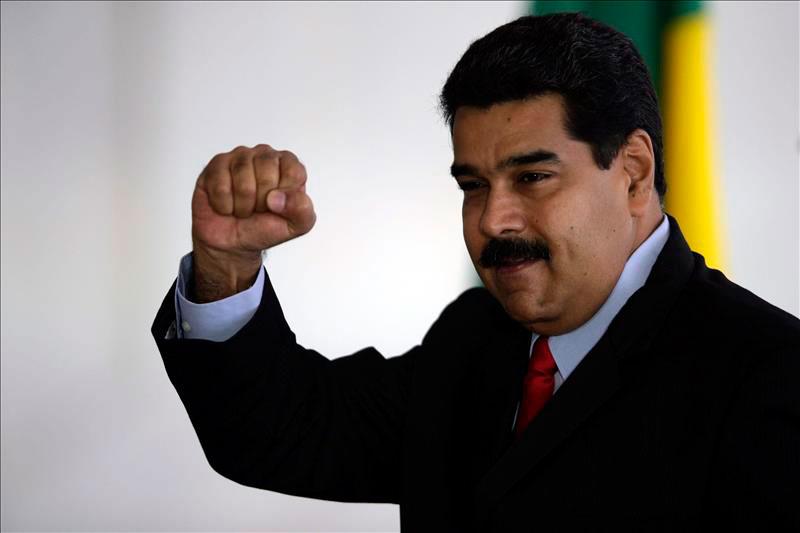 Maduro se refiere a la delegación de parlamentarios españoles como 'la ultraderecha'...