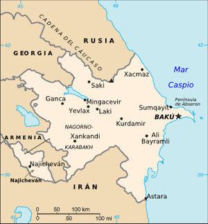 Peligro en el Cáucaso: Armenia viola el alto el fuego en Nagorno-Karajab