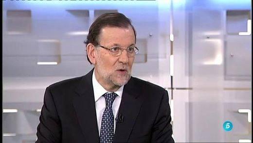 Rajoy se mantiene ambiguo pero dice que las elecciones serán