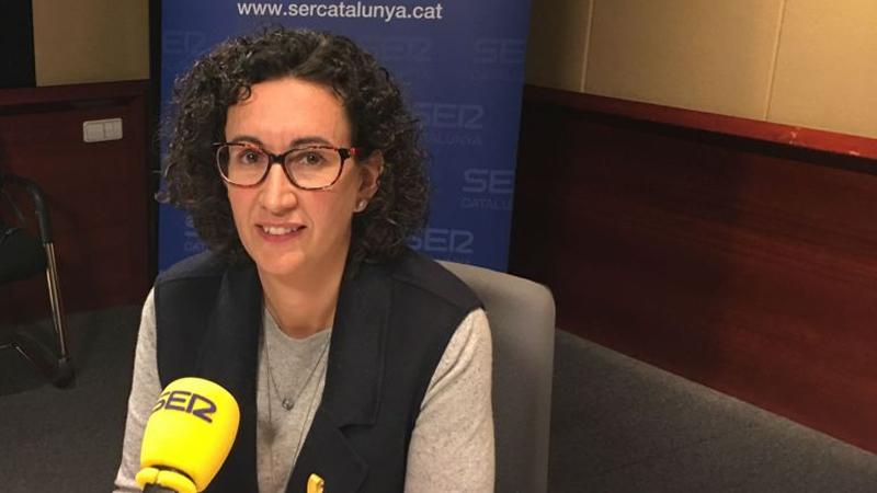Marta Rovira en Ser Barcelona