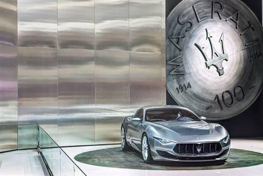 La llegada del Levante duplicará las ventas de Maserati en España y Portugal en menos de un año