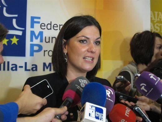 La alcaldesa de Puertollano asume la Presidencia de la FEMP-CLM