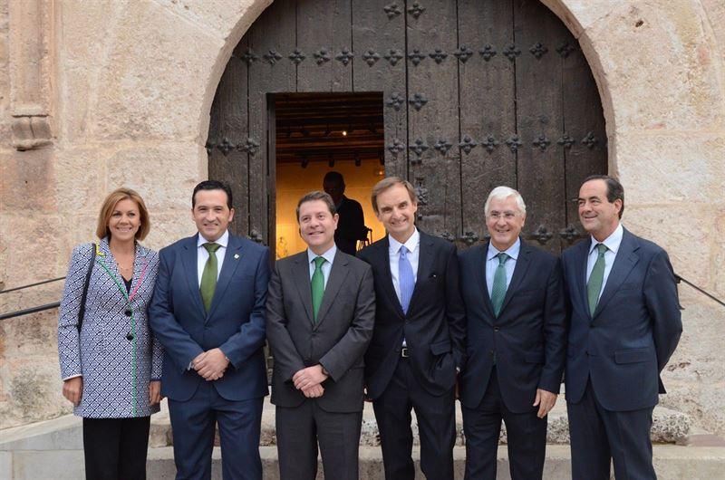 Miguel Ángel Mellado ya es Hijo Predilecto de Campo de Criptana