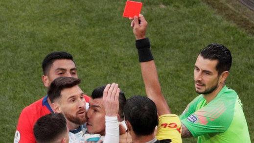 La pesadilla de Messi con Argentina no tiene fin