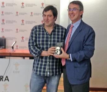 El laboratorio farmacéutico CINFA recibe el Premio de la Asociación de Farmacéuticos Euskaldunes, FEUSE