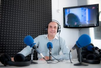 """Nacho Montero, finalista de los premios """"Hechos de Talento"""""""