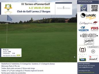 Nace ePlannerGolf, la primera red social dedicada al mundo del golf