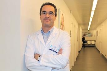 Un médico internista guipuzcoano descubre una nueva causa, hasta ahora desconocida, para la enfermedad de la pleuritis bacteriana espontánea