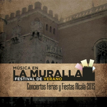 Conciertos de Ferias y Fiesta de Alcalá de Henares 2015